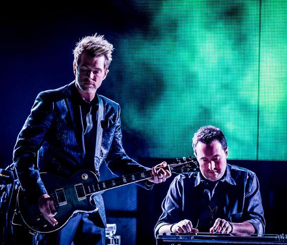 Rascal Flatts kick off residency at The Joint at Hard Rock Hotel & Casino in Las Vegas