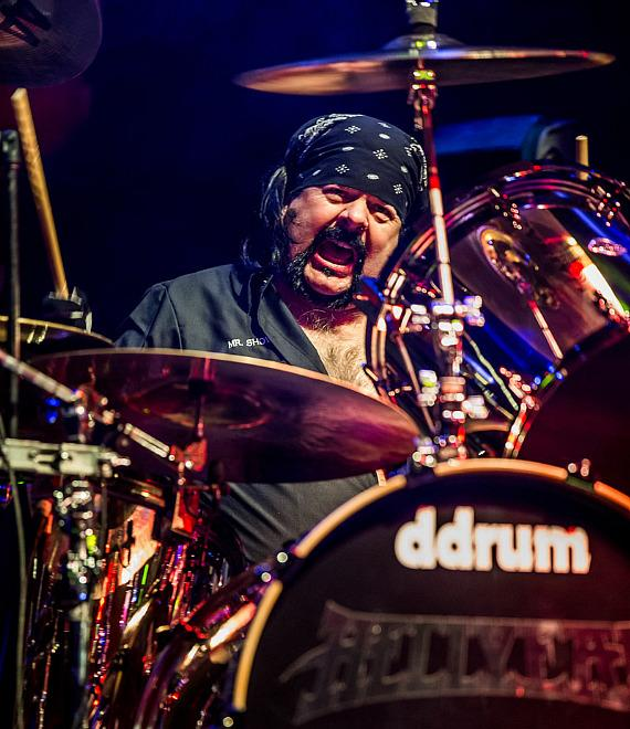 HELLYEAH performs at Brooklyn Bowl Las Vegas