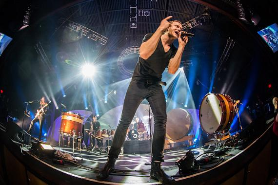 Imagine Dragons rock The Joint in Las Vegas