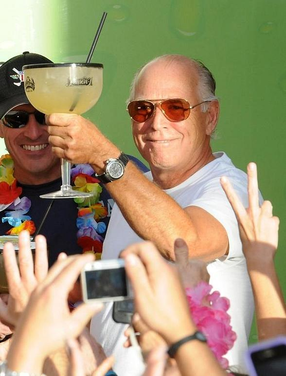 Jimmy Buffett and the Coral Reefer Band to perform at MGM Grand Garden Arena Oct. 17