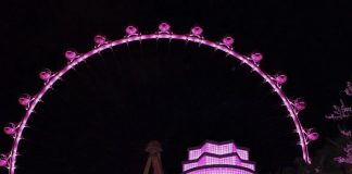 Get Engaged at 550 Feet this Valentine's Day on the High Roller Observation Wheel