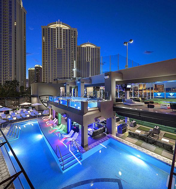 Topgolf Las Vegas Welcomes Springtime with the Launch of Hideaway Pool, Yoga With a View Returns and Free Concerts inside The Birdie Bar