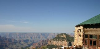 Grand Canyon Lodge North Rim to Open June 15 With Limited Services