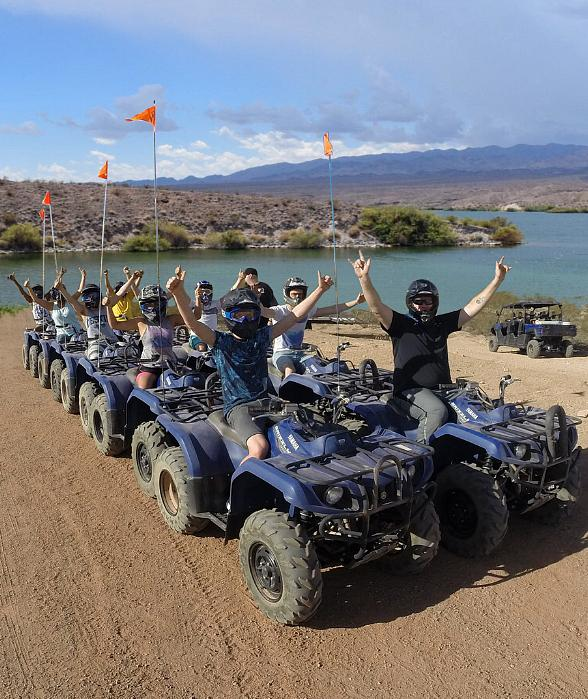 Las Vegas Outdoor Adventures to Offer Members of The Military Special Offers, Experiences this Memorial Day