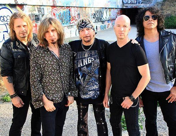 SiriusXM Presents Hair Nation Tour 2018 with Jack Russell's Great White, Bullet Boys and Enuff Znuff Hosted by Eddie Trunk Sept. 20, 2018