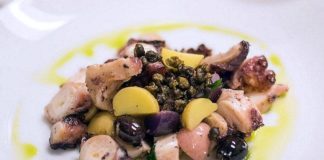 This summer, Ferraro's Italian Restaurant & Wine Bar will again offer a way to experience the flavors of Italy without leaving Las Vegas with its Summer Regional Menu Series. This changing rotation of prix fixe menus inspired by Italy's most renowned culinary regions includes four courses for a superb summertime value of $49 per person. To complement the regional menus, Ferraro's also currently offers 50 percent off select bottles of wine for locals with Nevada ID. The first Summer Regional Menu spotlights Piemonte—known as The Piedmont in English—and launches June 1 continuing through June 11. The menu will be offered Monday through Thursday. Ferraro's full Piemonte-inspired menu follows: Appetizer (choose one) Vitello Tonnato Slowly roasted veal, light caper-tuna sauce, peppery croutons -or- Sformatino di Spinaci Soft spinach flan, truffle-fontina cheese fondue Pasta Agnolotti di Bue Beef ravioli, mushrooms, parmigiano cheese Main Course (choose one) Rollatine al Taleggio Rolled veal with pancetta & taleggio cheese, buttery asparagus -or- Salmone Seared salmon, sweet and sour vegetable, salsa verde Dolce Cremoso al Caffe Coffee cremoso, strawberry, Moscato d'Asti For more information about Ferraro's or to make reservations, call (702) 364-5300.