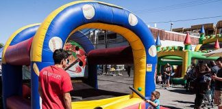 9th Bridge School's 3rd Annual Kidz Street Festival Presented by Zappos Returns Oct. 6