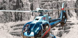 Maverick Helicopters Offers VIP Transportation to the Fall NASCAR Weekend at Las Vegas Motor Speedway