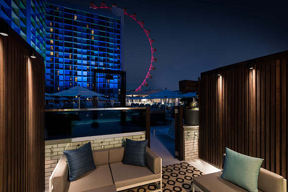 The LINQ Hotel & Casino – Cupid's High Roller Package