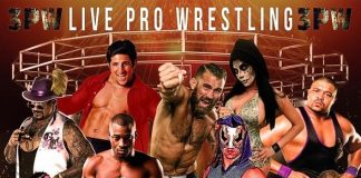 "Power Precision Pro Wrestling (3PW) ""Unstoppable"" Returns to Proving Ground Arena June12"