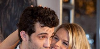 Las Vegas premiere of She's Out of My League starring Jay Baruchel and Alice Eve