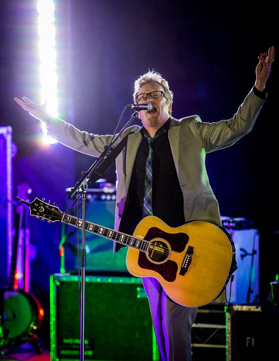 Flogging Molly performs at The Cosmopolitan of Las Vegas