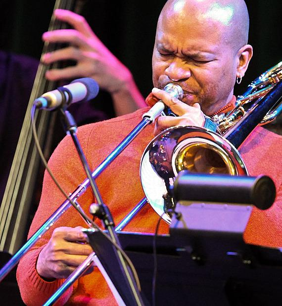 The SFJAZZ Collective performs the Music of Stevie Wonder inside Cabaret Jazz at The Smith Center