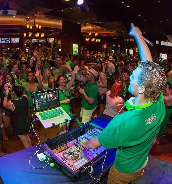 """O'Sheas Casino at The LINQ Hotel & Casino in Las Vegas Celebrates """"Halfway to St. Patrick's Day"""" Weekend"""