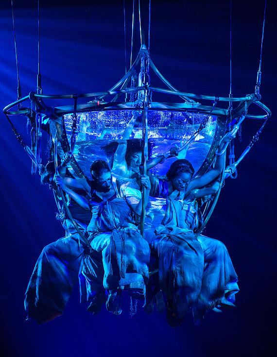 """""""One Night for ONE DROP,"""" Imagined by Cirque du Soleil, coming from Las Vegas to select U.S. cinemas June 10"""
