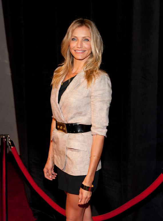 Cameron Diaz at CinemaCon in Las Vegas