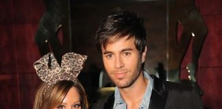 Enrique Iglesias at the Palms Las Vegas
