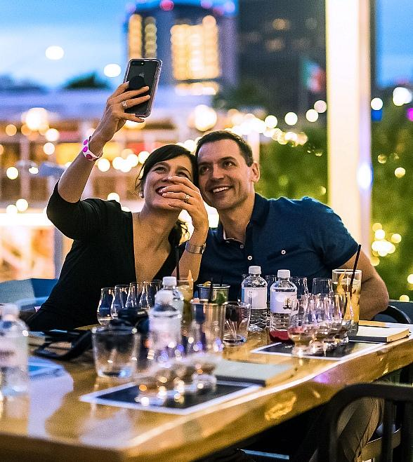 Downtown Las Vegas' Oak & Ivy Launches 2019 Season of Tasting on the Terrace