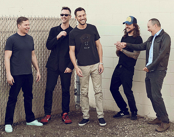 311 & the Offspring with Special Guest Gym Class Heroes at Downtown Las Vegas Event Center July 28