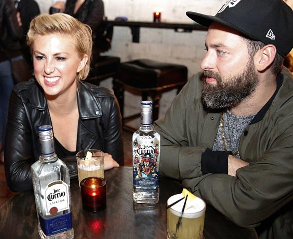 Phantogram Celebrates Cuervo Nights at Commonwealth in Las Vegas