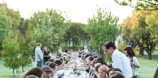 Limited Seating Remains for Las Vegas' Premier Community Dinner Series at UNCE Orchard Sept. 29