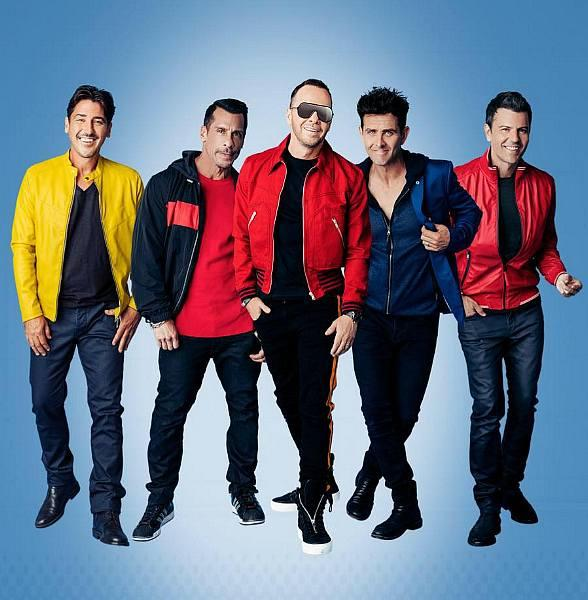 """New Kids on the Block """"Mixtape Tour"""" Coming to Mandalay Bay Events Center May 25, 2019"""