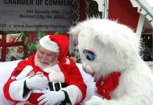 Boulder City Transforms into Winter Wonderland with Array of Holiday Events