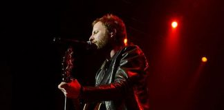 A Rowdy Night with Dierks Bentley at The Palms in Las Vegas