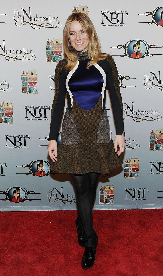 Holly Madison attends Opening Night of Nevada Ballet Theatre's