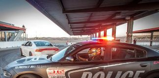 Exotics Racing Becomes First to Offer Police Car Ride-Along Their Racetrack