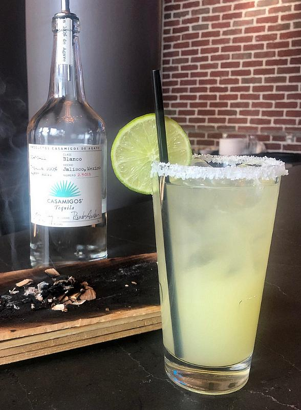 This National Margarita Day, Celebrate With a Smoked Margarita at Smoked Burgers & BBQ on Feb. 22