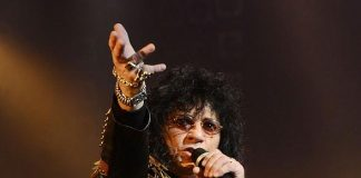 "Paul Shortino performs in Raiding The Rock Vault's ""Revelations Night"""