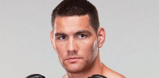 UFC 168: Middleweight Champion Chris Weidman
