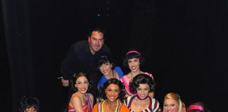 Chilean Miner Edison Peña Guest Stars in Viva Elvis at Aria Resort & Casino