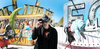 "Neon Museum Hosts Live Virtual Tour of ""Lost Vegas: Tim Burton @ the Neon Museum,"" Friday, April 10"