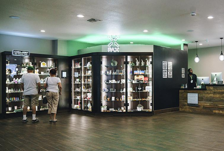 Thrive Cannabis Marketplace Reopens for In-store Purchases