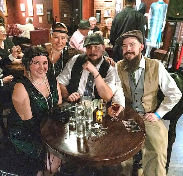 The Underground at The Mob Museum Hosts Annual Repeal Day Celebration
