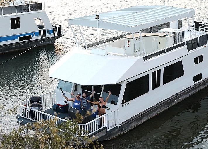 Houseboat, Power Boat, Personal Watercraft Rentals Now Available at Lake Mead, Lake Mohave