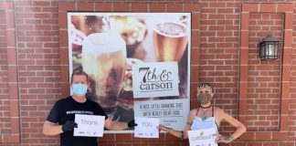 Curaleaf Nevada Partners with 7th & Carson to Make Donation to Homeless Charities
