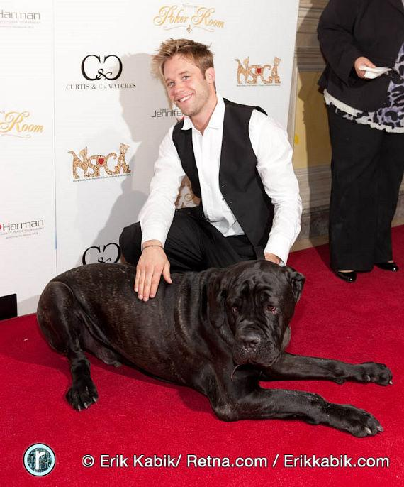 Shaun Sipos from Melrose Place