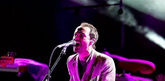 The Shins Perform at the Boulevard Pool at The Cosmopolitan of Las Vegas