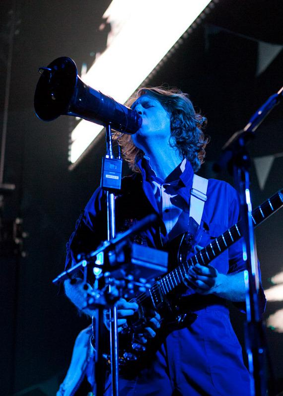 Arcade Fire performs at The Joint