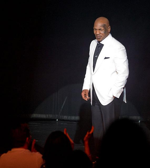 Mike Tyson's Undisputed Truth Show Opens in Las Vegas
