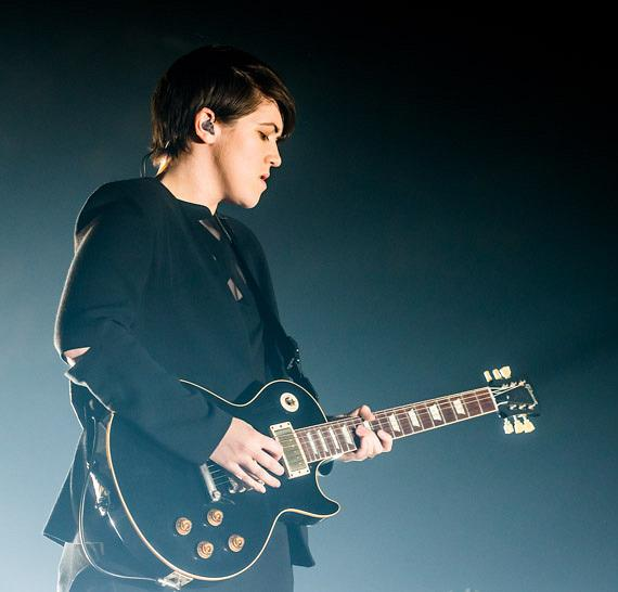 The xx performs at The Joint in Las Vegas