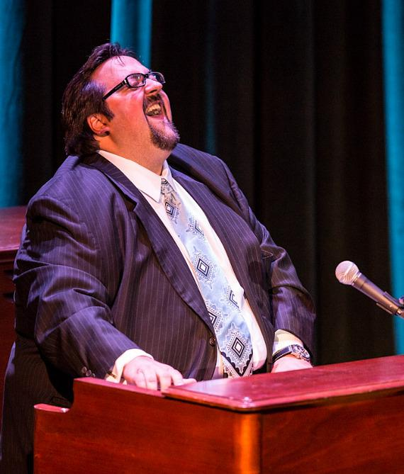 Joey DeFrancesco Trio Performs at Cabaret Jazz at The Smith Center for Performing Arts in Las Vegas