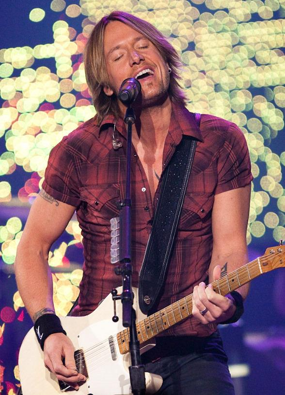 Keith Urban performs at The Joint in Hard Rock Hotel & Casino
