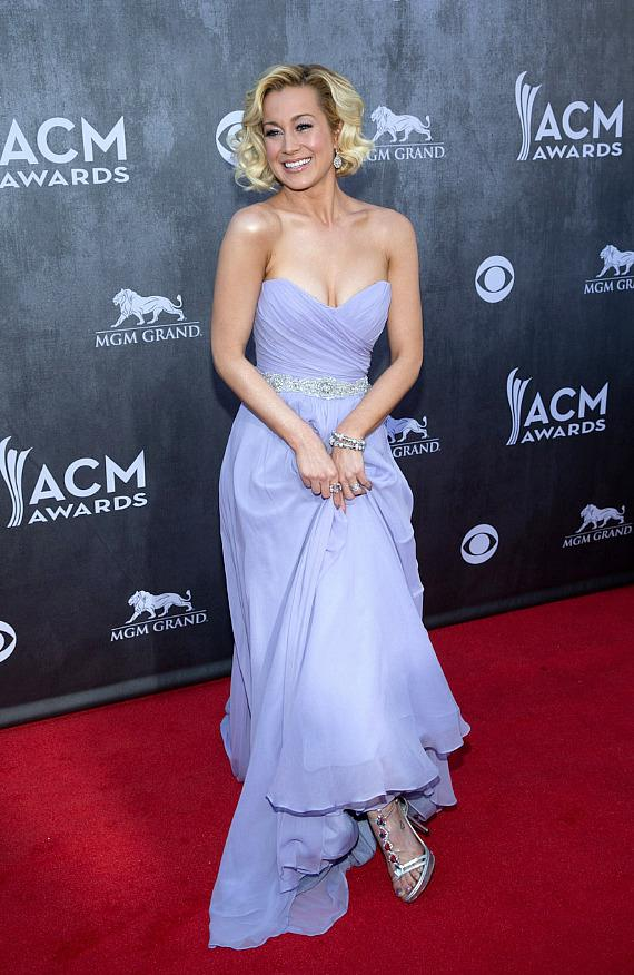 Singer Kellie Pickler at 49th ACM Awards in Las Vegas