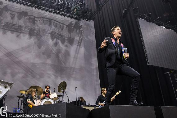 Photo Gallery: 26 Awesome Photos of The Killers at T-Mobile Arena in Las Vegas
