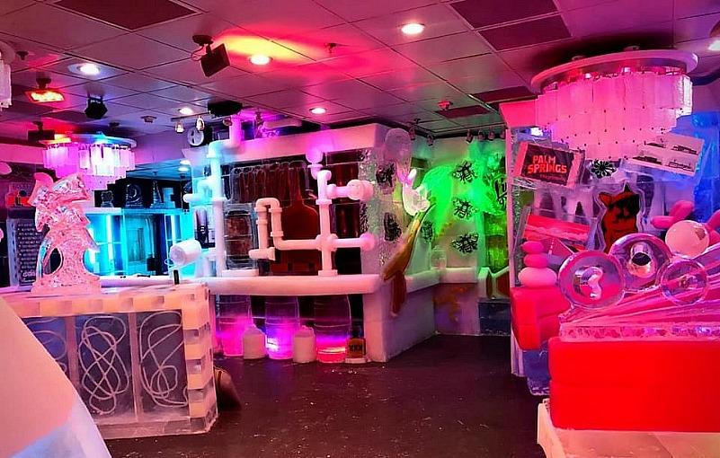 Minus5° Ice Experience, 1923 Prohibition Bar at the Shoppes at Mandalay Place Announce Reopening Date, Hours of Operation