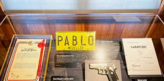 "The Mob Museum Launches New Exhibition - ""Rise of the Cartels: International Drug Trafficking in the Americas"""